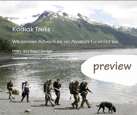 Kodiak Treks Cover